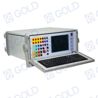 GDJB-PC6 Computer Control Anim Phase Protection Relay Tester