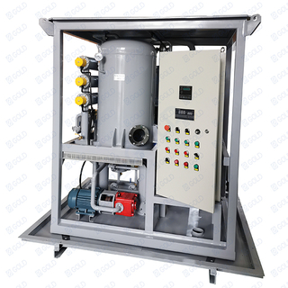 Ginawa ng ZJA China Chongqing High High Transformer Oil Purifier para sa Ginamit na Insulating Oil Recycling
